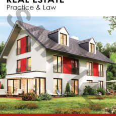 Virginia Real Estate Practice & Law Book Cover